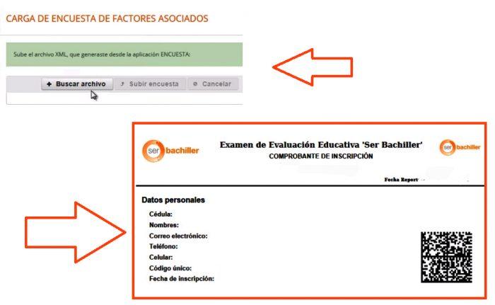 subir encuesta de factores asociados ser bachiller