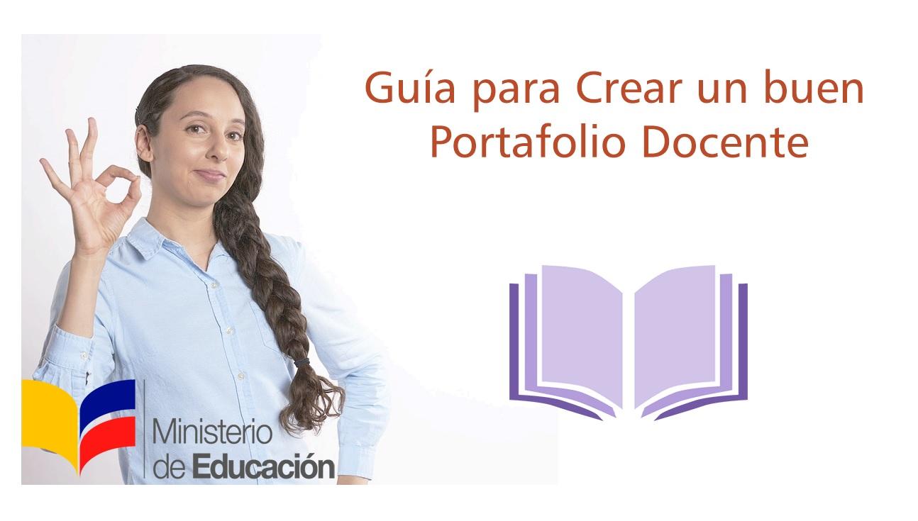 portafolio docente Guía