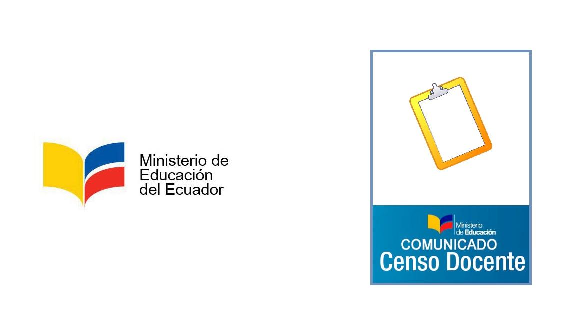 censo docente ecuador