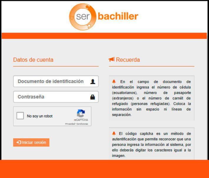 pagina web para inscribirse