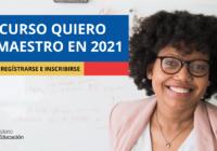 registro e inscripción quiero ser maestro 2021